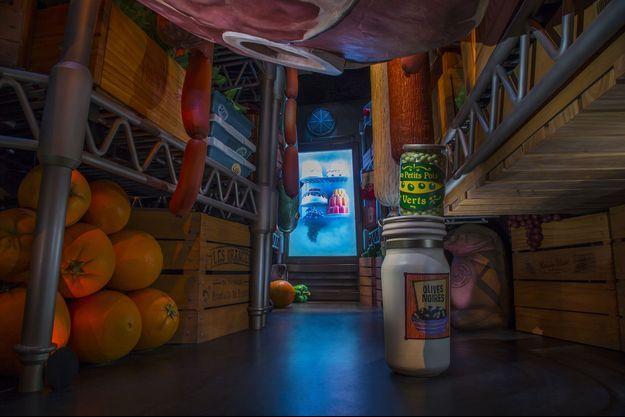 L'attraction Ratatouille ouvre ses portes le 10 juillet prochain.
