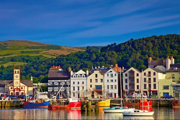 L'île de Man 572 km2 de bonheur.