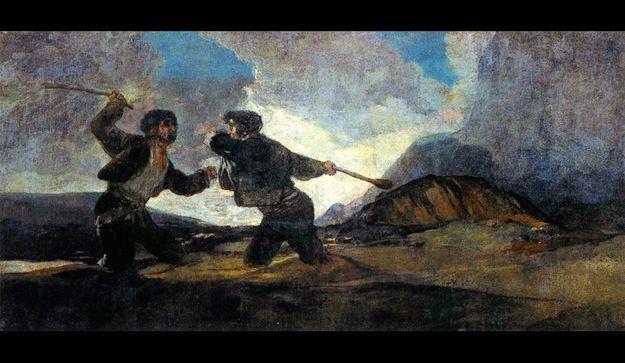 Goya Restaure Et Trahi