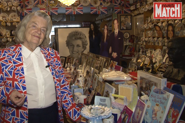 "Margaret, la reine des ""Royal Fans"""