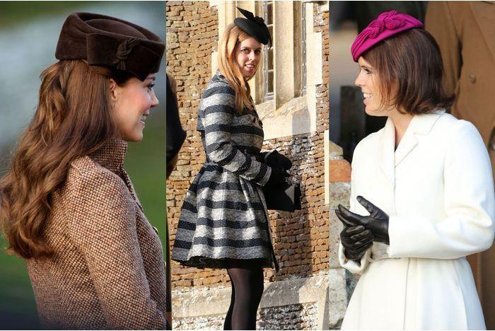 Les princesses d'York, ravissantes aussi