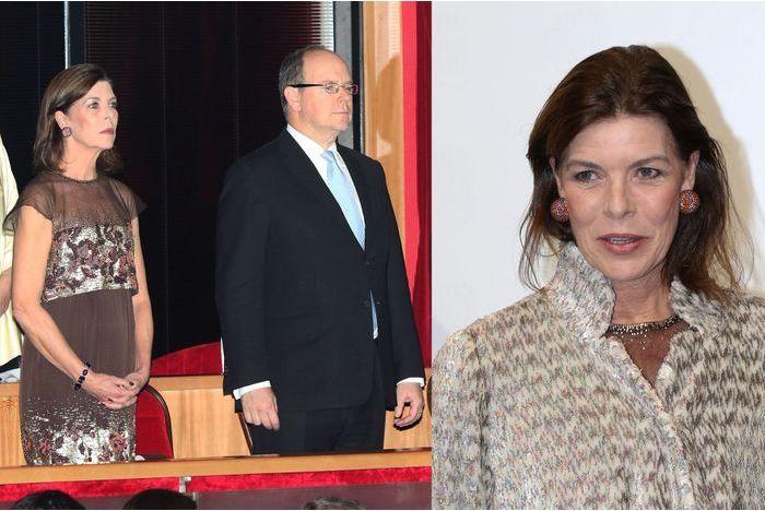 Caroline et Albert accueillent la Russie à Monaco