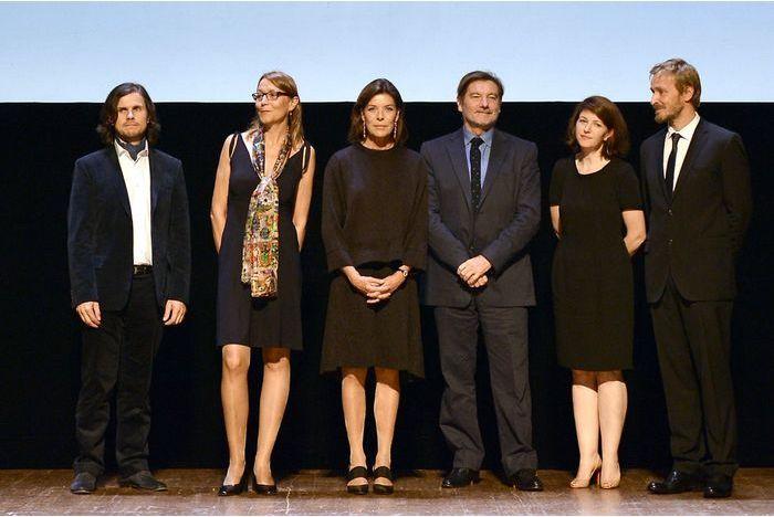 Caroline de Monaco couronne les arts et les lettres