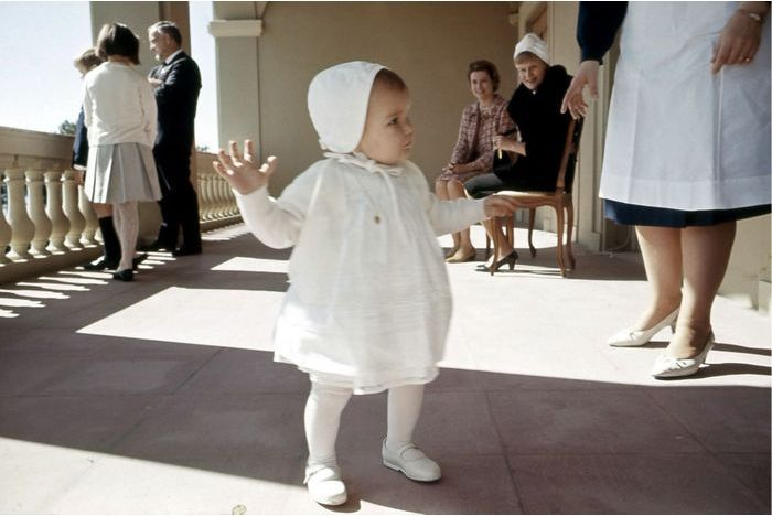 Stéphanie de Monaco, l'enfance d'une princesse
