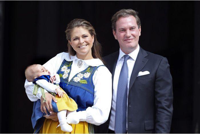 La princesse Madeleine de nouveau enceinte