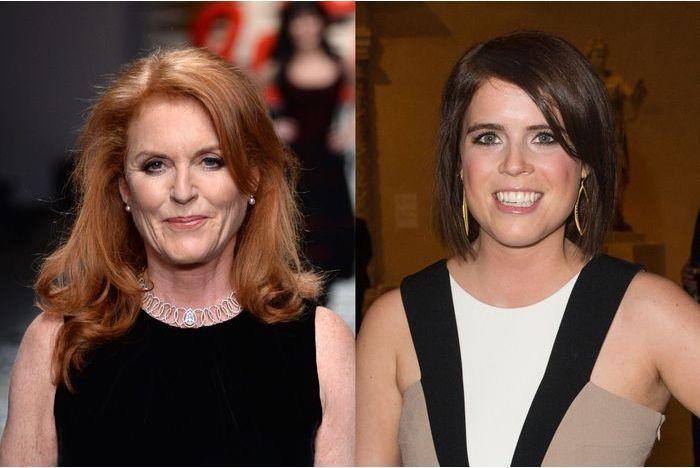 Elle aimerait tant ressembler à Fergie, sa mère