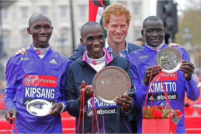 Passage éclair à Londres pour le marathon