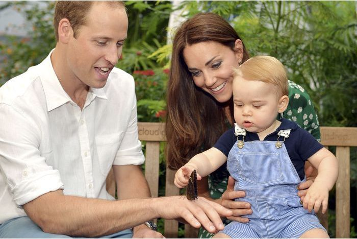 """Quel prénom pour la """"fille"""" de Kate et William?"""