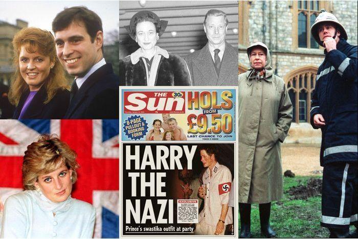 5 scandales qui ont fait trembler la famille royale