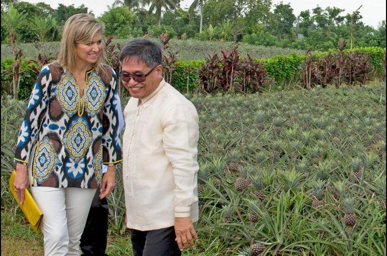 Maxima décontractée au pays des ananas
