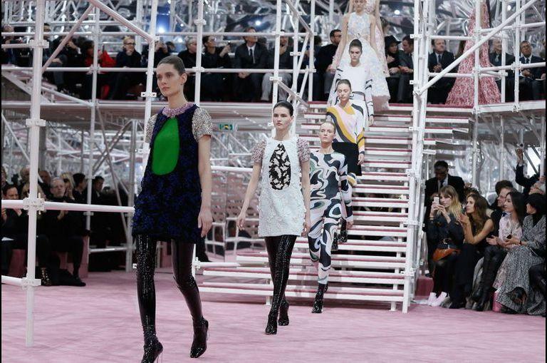 Retour dans les sixties pour Dior