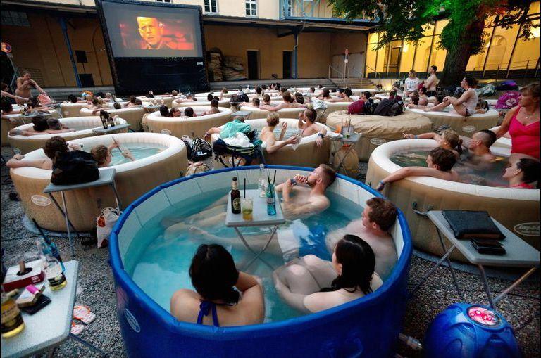 Cinéma paradi-eau