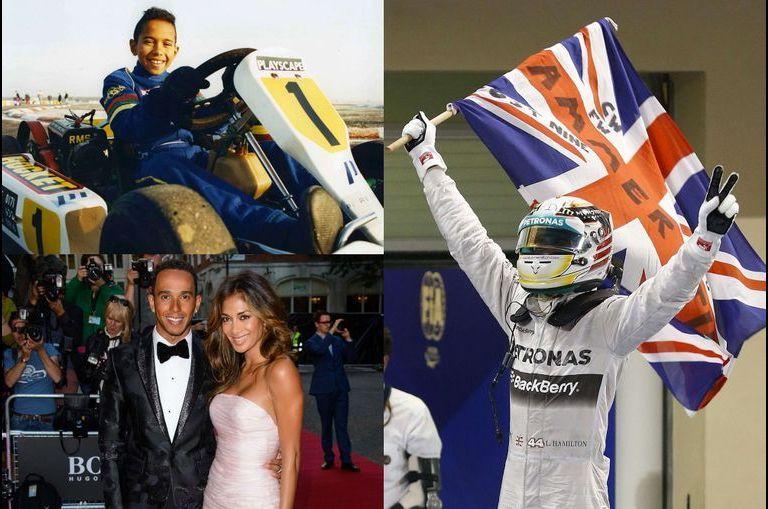 La saga Lewis Hamilton, superstar des circuits