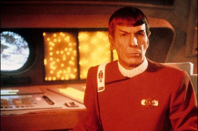 Spock s'est éteint
