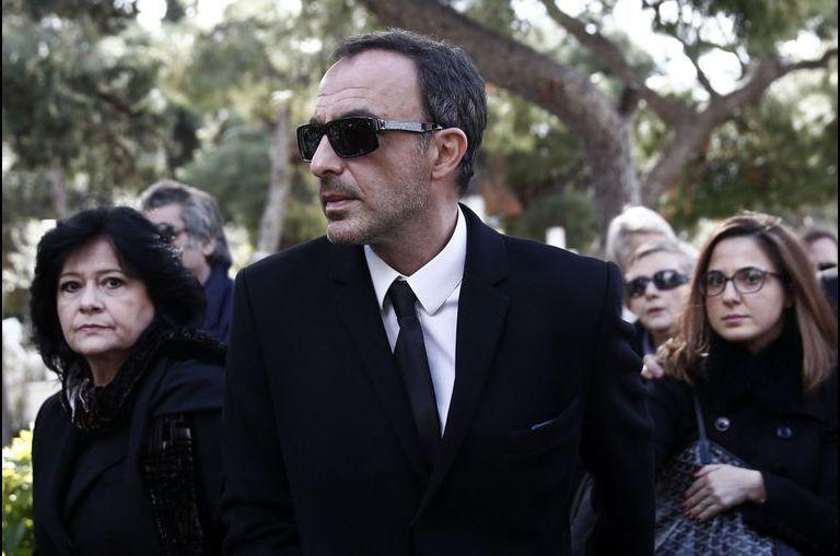 Nikos Aliagas, son dernier adieu à Demis Roussos