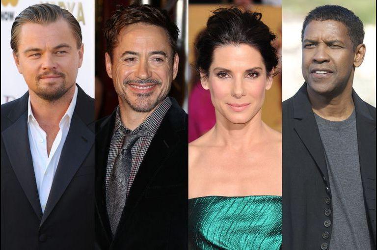 Découvrez le top 10 des acteurs les mieux payés à Hollywood