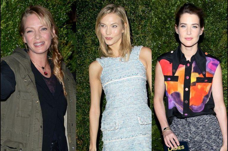 Chanel convie les stars à New York