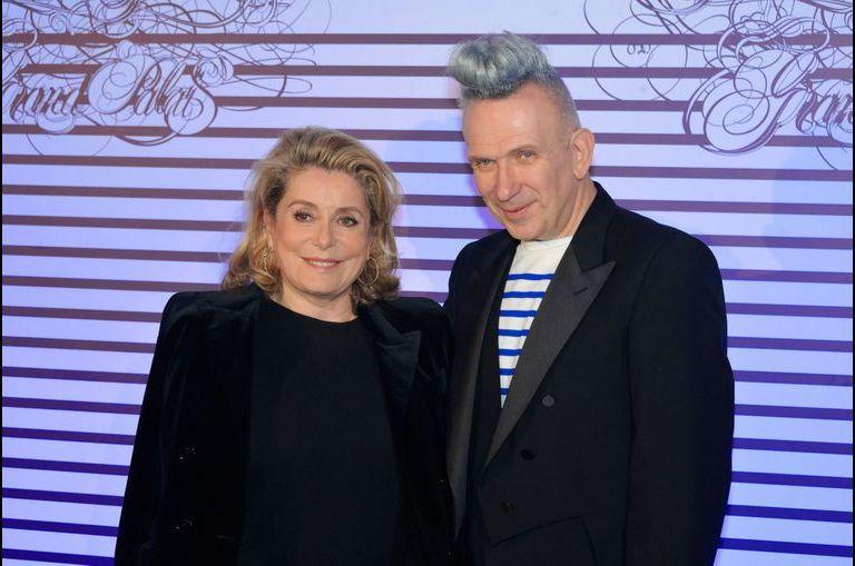 Les stars à l'inauguration de son exposition