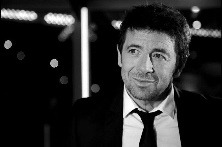 Patrick Bruel par Nikos Alliagas