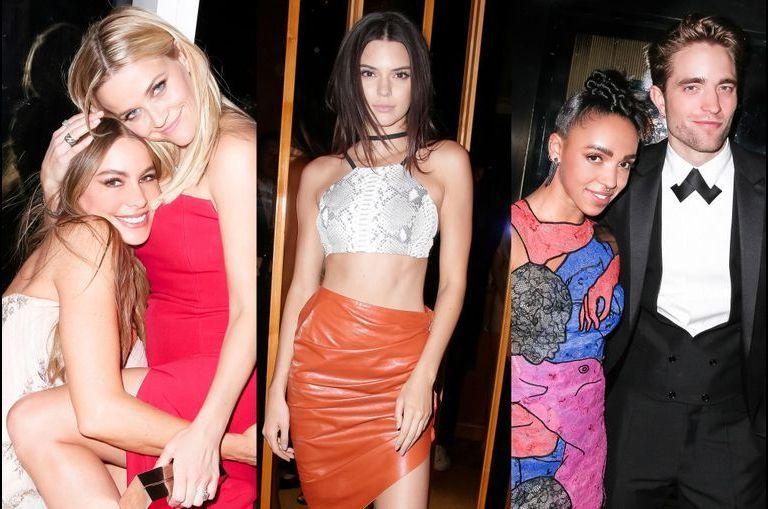 Style et décontraction à l'after-party du Met Ball 2015