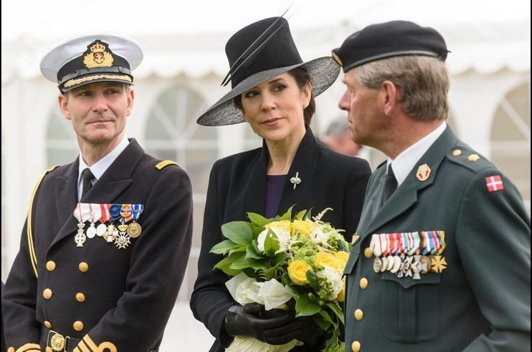 Mary l'Australienne commémore l'Anzac Day