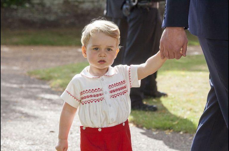 Quand Baby George vole la vedette à sa sœur