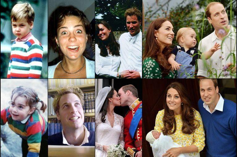 Kate Middleton et le prince William, destins croisés