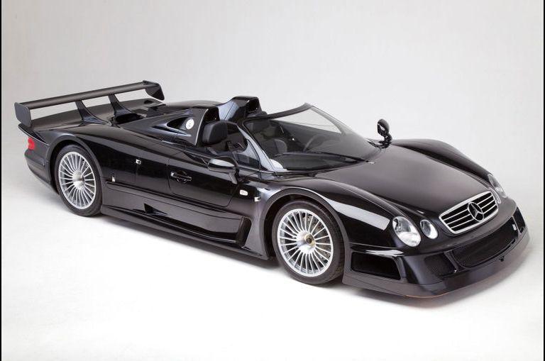 Mercedes CLK-GTR Roadster, la légende oubliée
