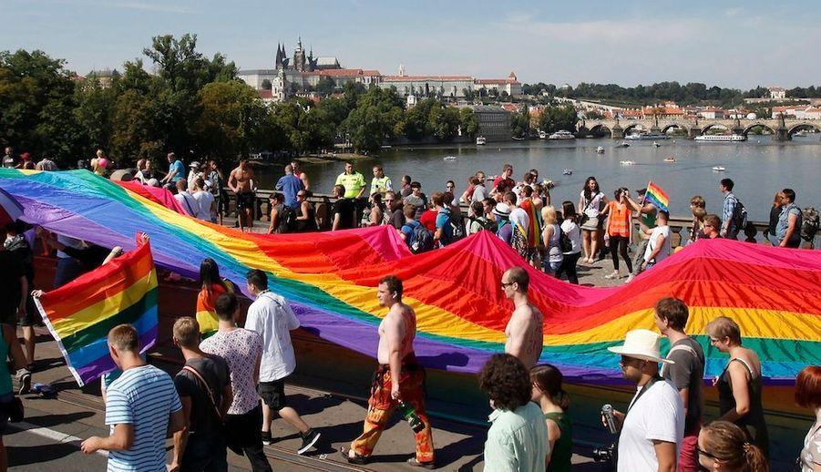 ... a eu lieu ce samedi en République tchèque.