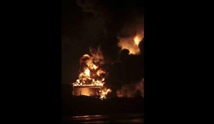 Un incendie électrique s'est déclenché à la raffinerie d'El Palito, dans l'État de Carabobo au Venezuela.