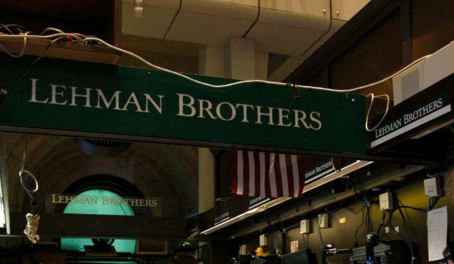 Il y a un an jour pour jour, la banque d'affaires Lehman Brothers était mise en faillite. Ce fut l'élément déclencheur de la crise financière mondiale.