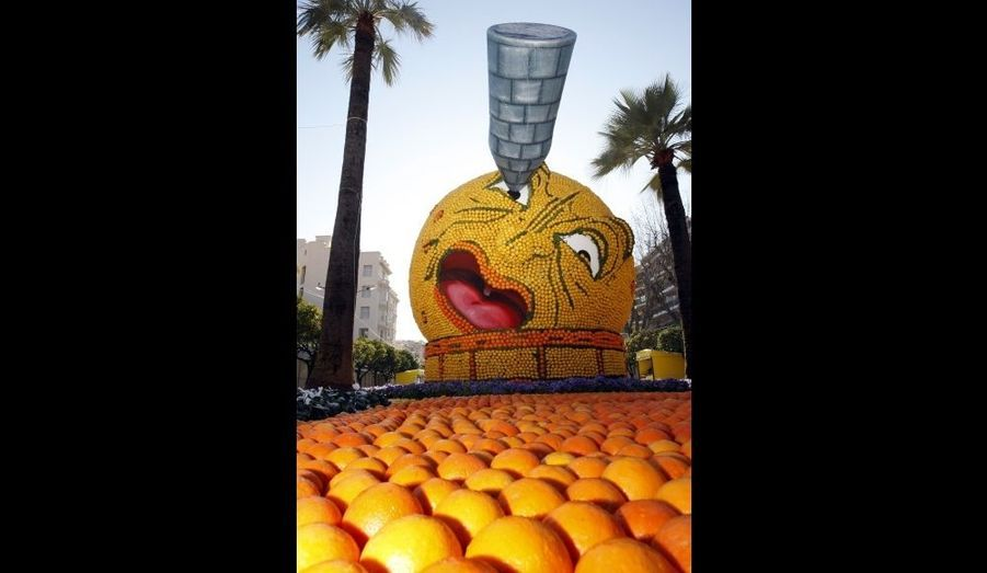 La ville de Menton célèbre sa 77e fête du citron, à compter de ce vendredi et jusqu'au 3 mars. Pour en savoir plus, consulter le site : Feteducitron.com.