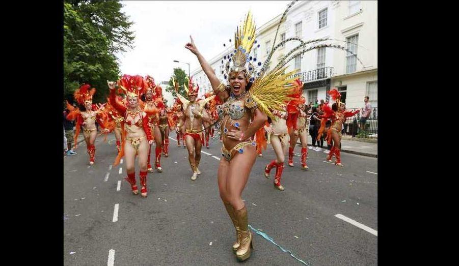 Le carnaval de Notting Hill, dans la capitale britannique, s'est achevé ce lundi. Pas moins de 2 millions de personnes ont assisté au deuxième plus grand festival de rue après celui de Rio.