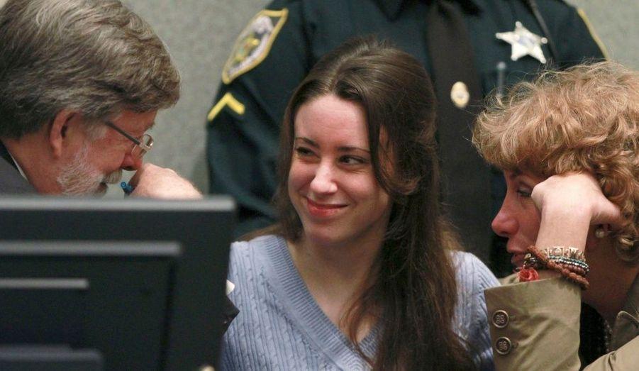 Casey Anthony, acquittée pour le meurtre de sa fille, a pourtant été condamnée pour mensonges à la police. Pour ces faits, elle a écopé de quatre ans de prison, mais, en ayant effectué trois, elle sera libérée mercredi prochain.