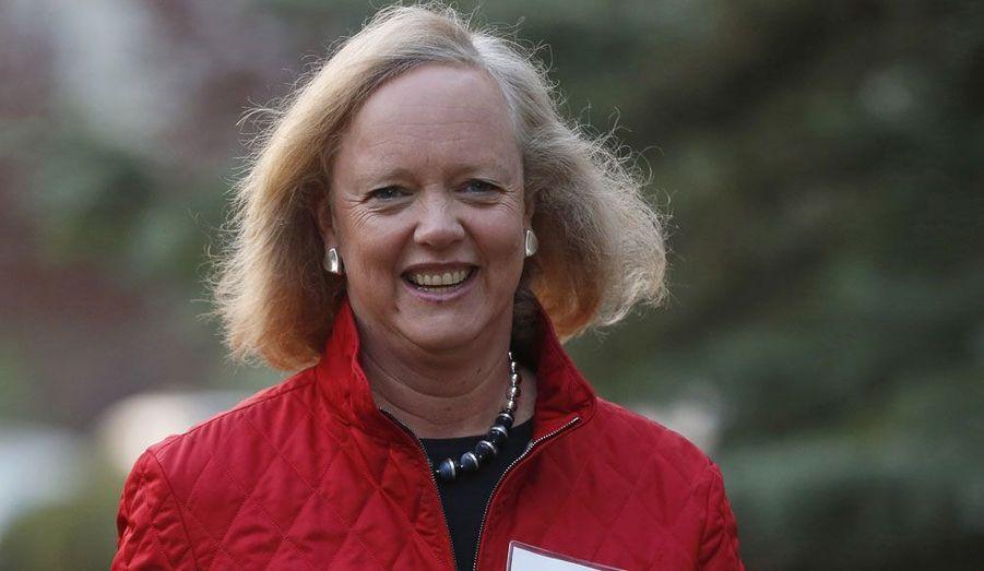 La dirigeante de HP, âgée de 55 ans, s'est fait remarquer par ses prises de positions politiques. Proche de Mitt Romney en 2008, elle avait rejoint la campagne de John McCain. Elle est notamment une adversaire acharnée des régulations environnementales.