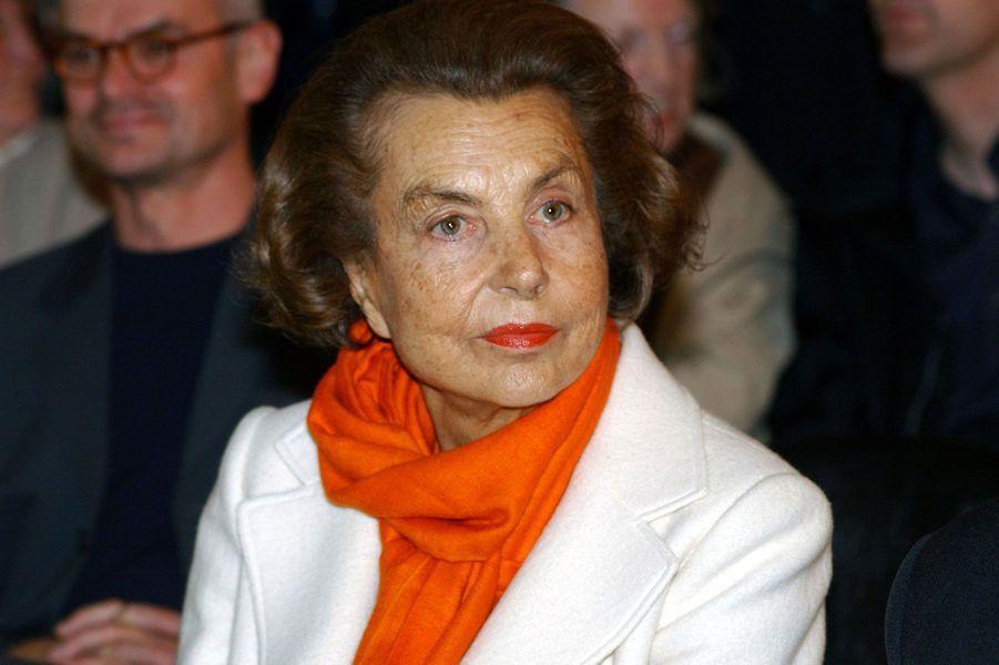 1- Liliane Bettencourt et famille Meyers : 31,2 milliards d'euros.