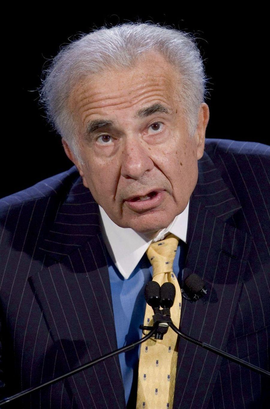 Carl IcahnConseiller spécial (régulation), 80 ans, 16,7 milliards (Icahn Enterprises)