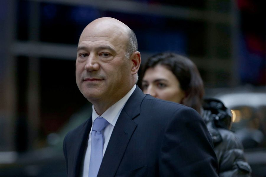 Gary CohnDirecteur du Conseil national économique, 56 ans, 123 millions (Goldman Sachs)