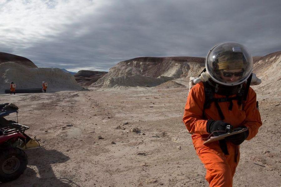 L'analyse des sols désertiques de l'Utah démontre que l'eau était présente ici il y a des millions d'années. Comme sur Mars.