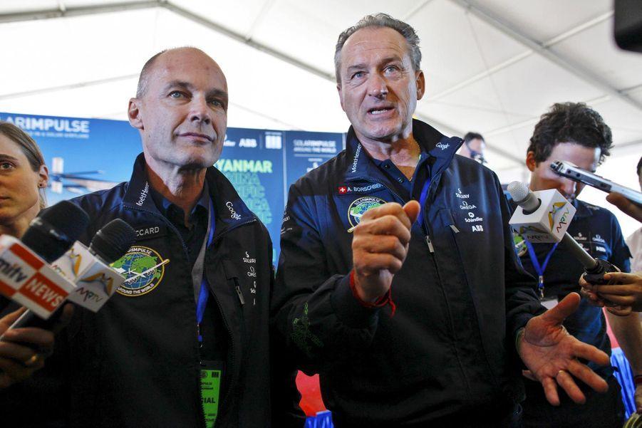 Quatrième étape réussie avec brio pour Solar Impulse 2
