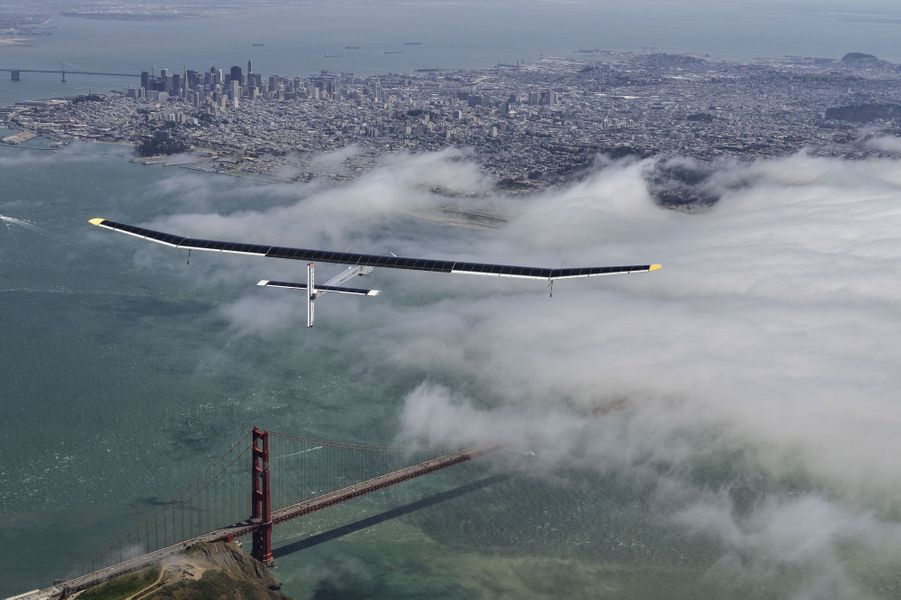 San Francisco. Les ailes du futur