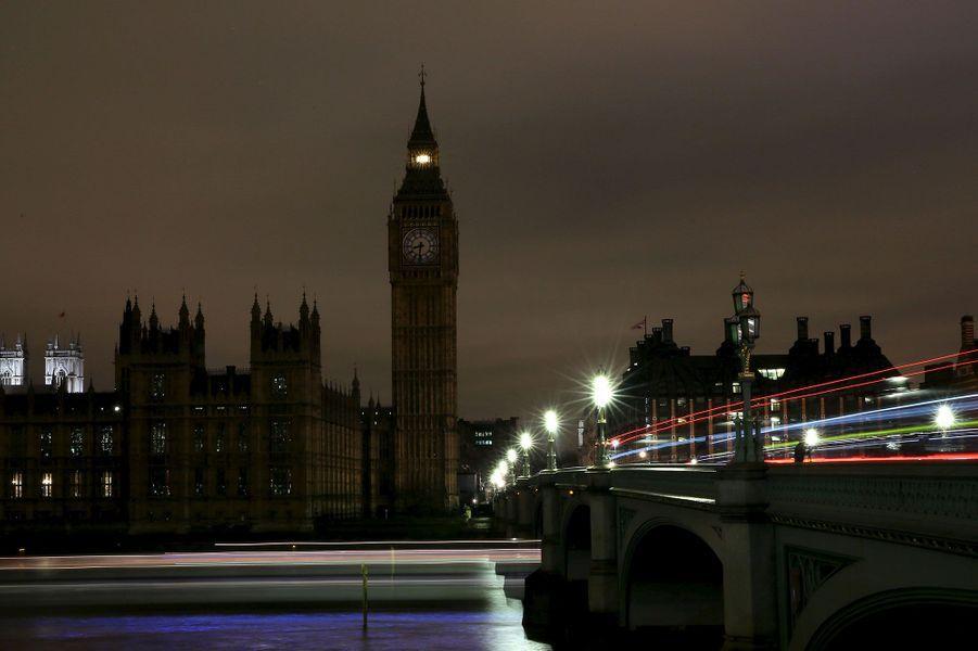 Big Ben, Londres (Angleterre)