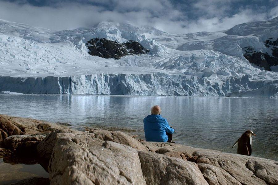 """""""L'Antarctique, continent le plus beau et le plus hostile"""""""