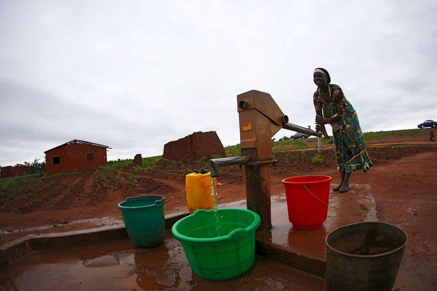 Le Malawi est touché par la sécheresse depuis plus d'un an