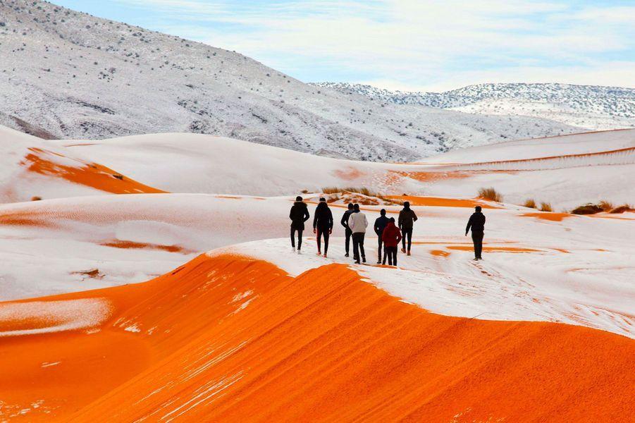 """Résultat de recherche d'images pour """"neige au sahara"""""""