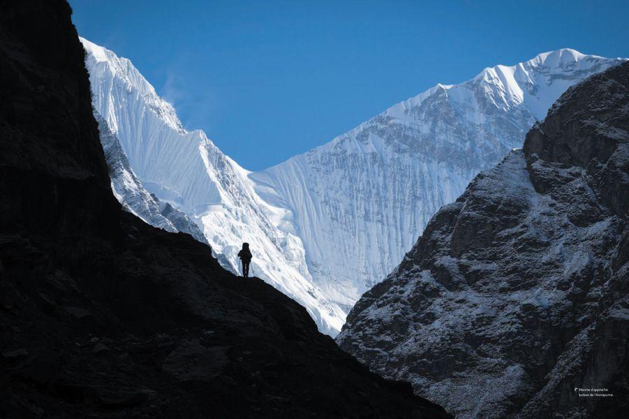 Une marche d'approche autour de l'Annapurna.