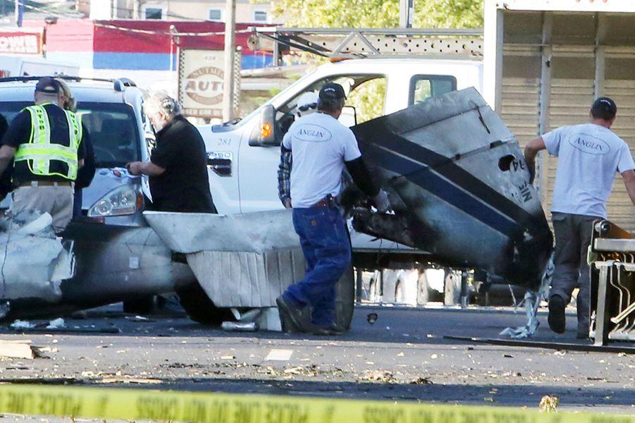 L'élève-pilote est mort dans l'accident, son instructeur est hospitalisé