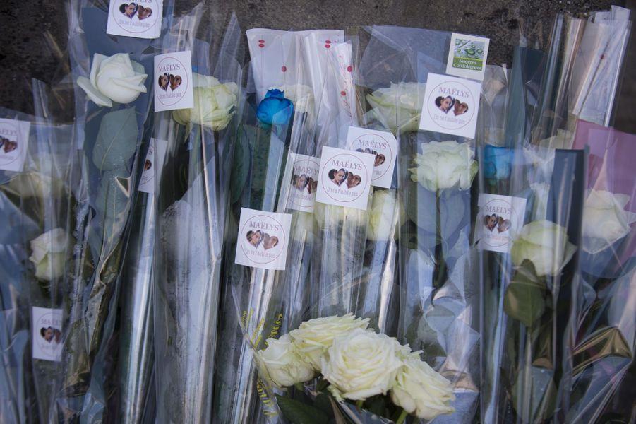 Les obsèques de la petite Maëlys ont eu lieu samedi.