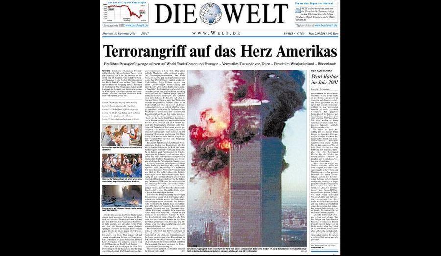 Die Welt, Allemagne