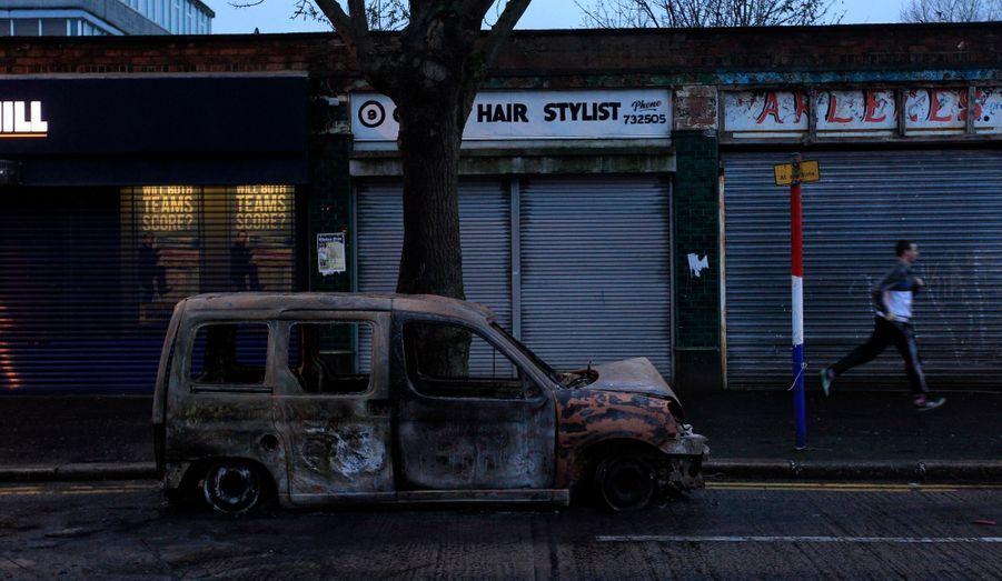 Le résultat des émeutes
